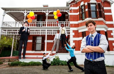 College of Magic keeps kids Spellbound