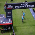 Estonians win drama-filled Cape Pioneer Trek stage