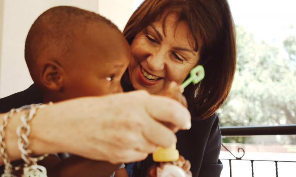 Tenth year of partnership between Herbalife Family Foundation and Acres of Love