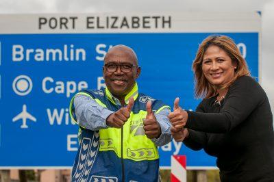 Nelson Mandela Bay N2 roadworks completed
