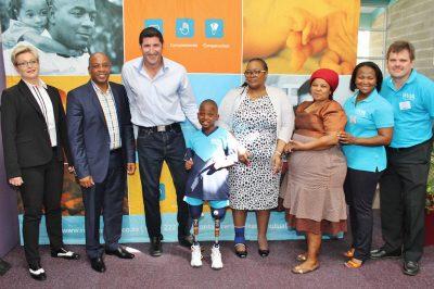 RMA presents new high-tech 'legs' to sporty Ubuko