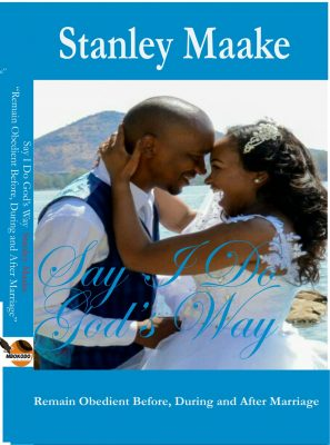"The much anticipated book ""Say I do God's way"" to be released"