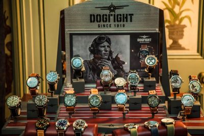 BetterMan, DOGFIGHT watches and Gentle Courage