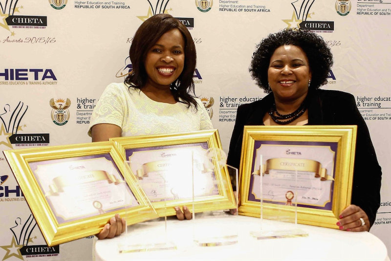 CHIETA honours excellence in skills development though inaugural Recognitions Awards ceremony