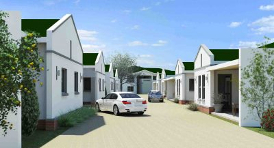 Units snapped up at historic estate aimed at the more mature market – First phase of historic Modderfontein residential development sells out