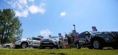 Toyota new title sponsor of Warrior race