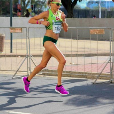 2016 Comrades Winner, Charne Bosman shares top training tips in the build up to The Music Run™ by Old Mutual