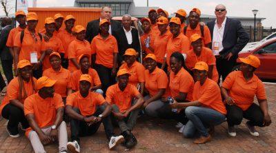 Youth Entrepreneurship Programme Buddibox makes Matriculants Dreams Come True
