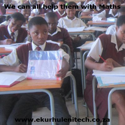 South Africa's Maths Woes Worsen – But There is Still Hope