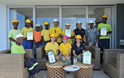 Award-winning contractors create quality development at Renishaw Hills