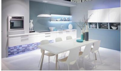 Kitchen Trends unveiled at Decorex 2017