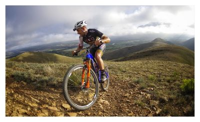 TransCape pays tribute to Laws on penultimate stage