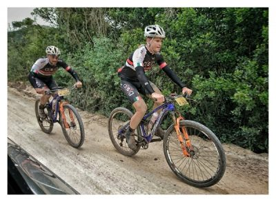 New pro team set the pace at TransCape