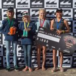 Max Elkington Continues Winning Streak in Billabong Junior Series