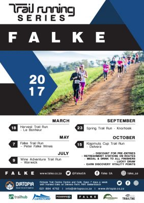 Funfilled Falke Trail Run Series for 2017