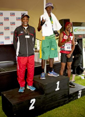Gauteng's Fit and Fearless Finish Birchwood Marathon with Flair