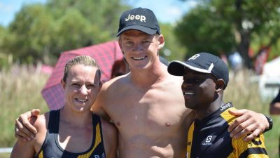 Impressive Jeep Team Achieve Podiums in OCR    Surfski and Multisport