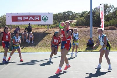 Madibaz dominate record field at netball tournament