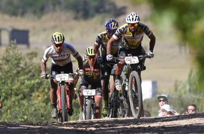 #ConquerAsOne Winning Moments at the Absa Cape Epic