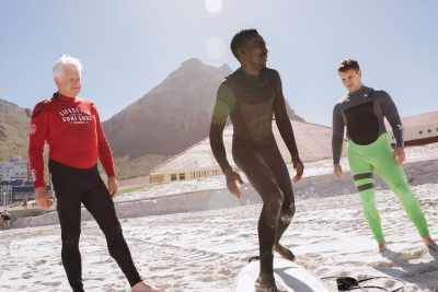 AirBNB Surf With a Purpose Event