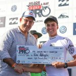 Nelson Mandela Bay Surf Pro presented by Billabong – February, Hulett, Elkington and Noguera Take Titles.
