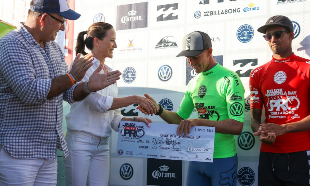 Nelson Mandela Bay Surf Pro presented by Billabong – Some Final Day Wrap Photos
