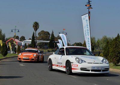 SA Porsche Club cruises into Hemingways Mall