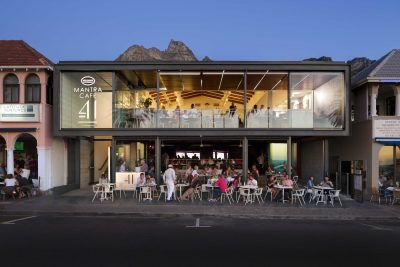 Destination dining is the 'new black' along Atlantic Seaboard