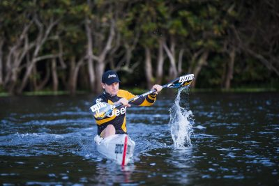 Paddling Champ, McGregor nominated for Sport Industry Personality of the Year Award Vote now!