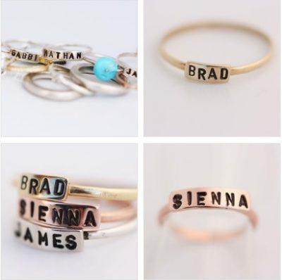 Janine Binneman officially owns the name Ring Design!