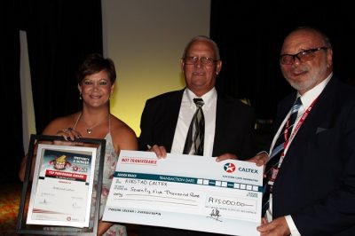 Perseverance and team effort pay off for Kokstad Caltex