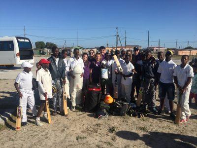 Portsmouth University Cricket Club backs Gary Kirsten Foundation