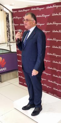 Salvatore Ferragamo Store Launch in Sandton City 10 May 2017