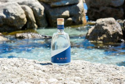 A Mari Ocean Gin – distilled with Atlantic Ocean Seawater