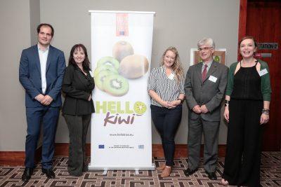 """Hello Kiwi"" is making headway to bring Greek Kiwi fruit to South Africa"