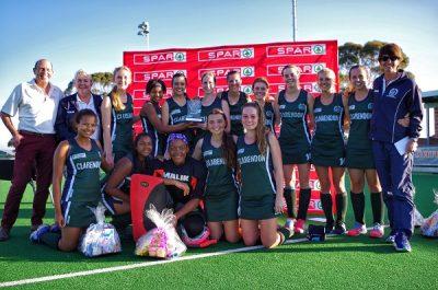 Clarendon win Border Coastal hockey challenge