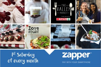 Zapper Payments Now Possible at The Valley Market