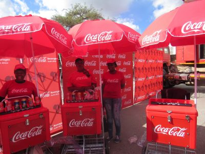 Bottling Company Invests in Informal Traders