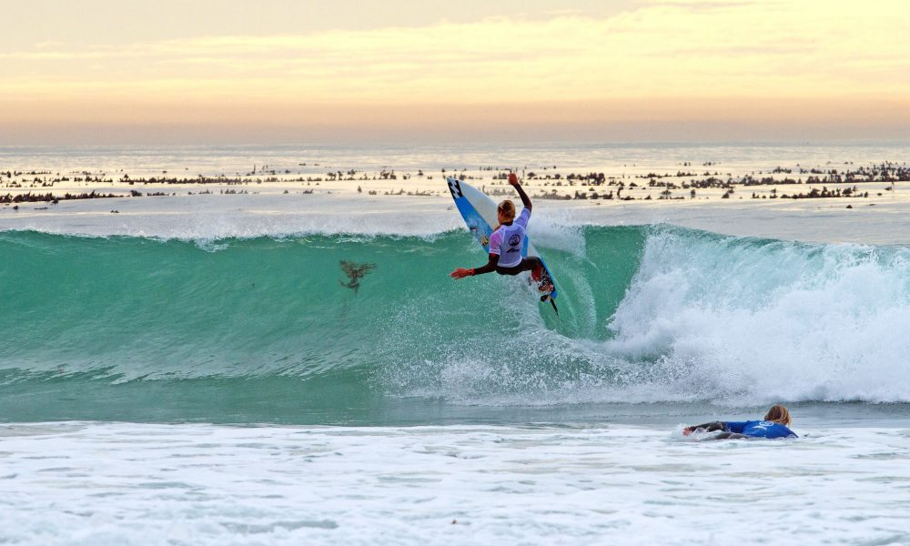 BOS Cape Crown presented by BILLABONG: Elkington and Nogueira Head Rankings