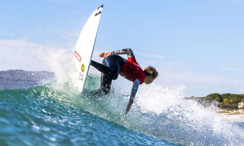 BOS Cape Crown Presented by Billabong Pro Junior – Day 1 Results
