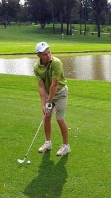 Madibaz quartet make national golf team