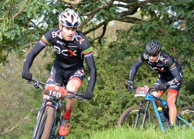 Woolcock, Kruger secure Zuurberg title at first attempt