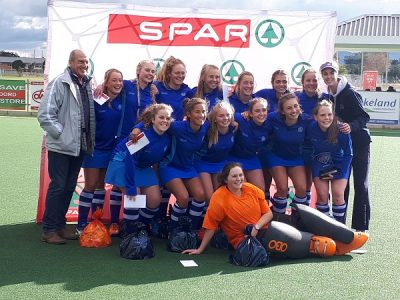 York triumph again in hockey challenge