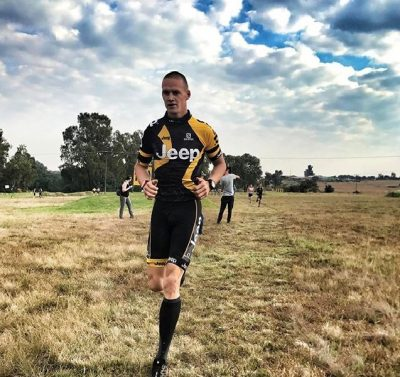 Van Tonder Top of OCR as he Records a Tenth Savage Beast Win