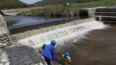 Working for Water role critical amid EC water crisis