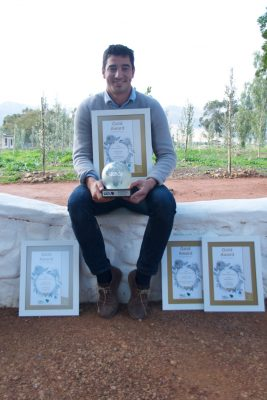 Paarl landscapers shine at SALI awards