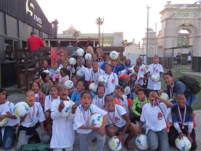 Mandela Day Have a Ball Charity Soccer Tournament
