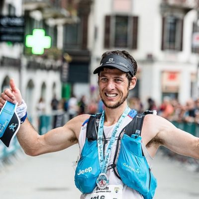 Christiaan Greyling Is A World-Class Act In Marathon Du Mont Blanc In France