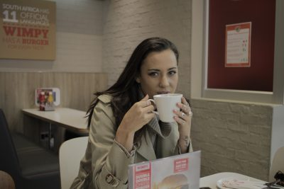 Wimpy encourages South Africa to make time