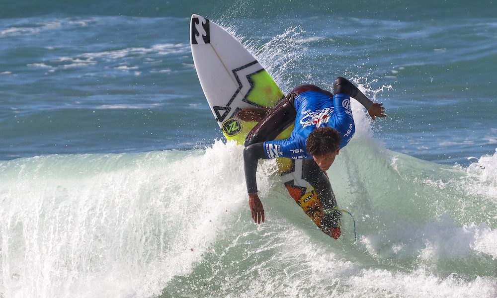 Billabong Junior Series presented by All Aboard Travel Opens the Ballito Pro Surf Festival
